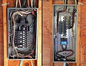 Electrical Panel Seattle Wa Breaker Box Seattle Circuit Breaker Panel